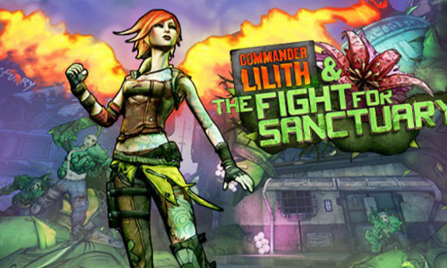 Borderlands 2: Lilith e la Battaglia per Sanctuary